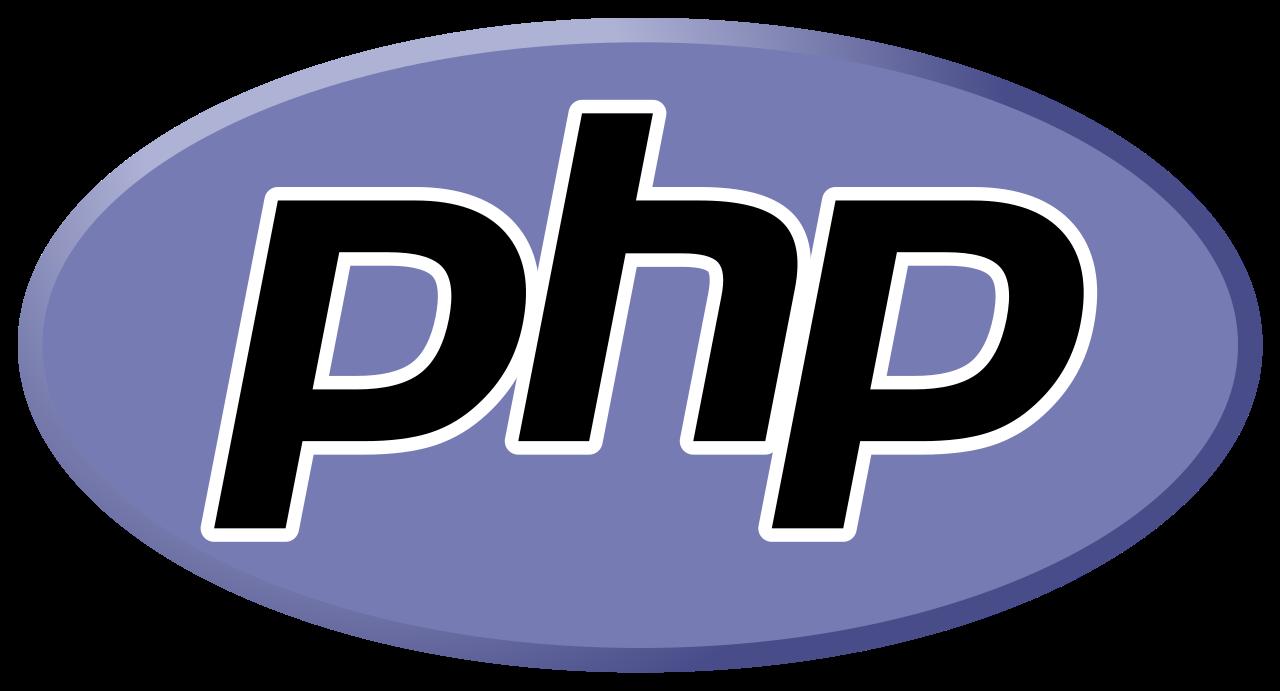 PHP Logo (Wikipedia)